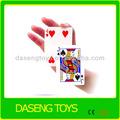 Saiba magia cartões truque truque de cartão mágico