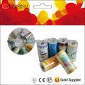 Fácil de usar extraíble vinilo auto-adhesivo de papel de pared