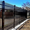 Hot Aluminum Decorative Picket Fence