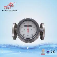 High Accuracy LC Series Digital Diesel Flow Meter for Tanker Unloading