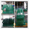 ZSY series cylindrical bevel gear box for Draught fan