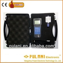 Auto function of measuring steel / glass / PVC thickness tools ultrasonic testing equipment