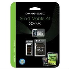 Dane-Elec 32 GB MicroSD High Capacity