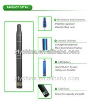 Most popular new type custom vaporizer pen e-cigar ago dry herd vaporizer in the market