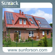 Solar Panel Pitched Roof Kit 20 KW
