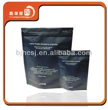 XHFJ NEW fashion black plastic plant bag