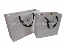 wholesale luxury paper shopping bag