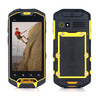 "New Runbo X5 IP67 Waterproof Rugged Smartphone with Walkie Talkie Dual SIM bluetooth 4.5"" Touch LCD Android 4.0"