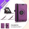 Kindle Fire HDX 7 leather case, 360 rotation case for Amazon Kindle Fire HDX 7