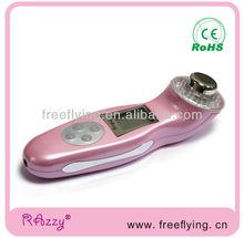 Home Use 3MHz Ultrasonic Galvanic Photon skin Rejuvenation Wrinkle eraser FF0382 beauty machine corporate gifts