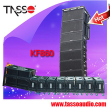 HOT SALE pa 15 active self powered outdoor line array speakers design