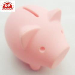 Plastic vinyl coin bank,plastic piggy coin bank,piggy banks for adults