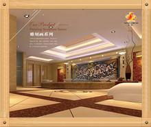 Large modern metal art sculpture for house/hotel/hotel decoration JW-A7