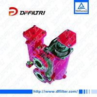Cast Iron Housing RFLD Duplex Oil Line Hydraulic Filtering Device