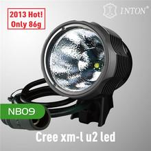led bike lights 1000 lumen INTON dirt bike head light CE,ROHS