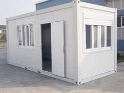 Sandwich panel Eco-friendly Flat pack CE&TUV certified New type Economical prefabricated cheap prebuilt container
