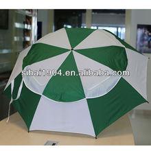 2014 hot sales custom design golf umbrella