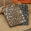 Lepoard skin design for ipad air pu leather case