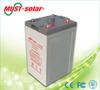 <MUST Solar>battery 2V 300AH solar battery for power system