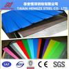 Metal roofing steel plate steel sheet building material