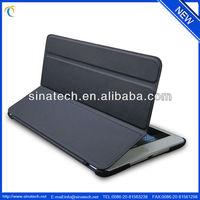 For ipad mini 2 cover,flip leather case for ipad mini 2 cover,new arrival !