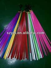 China High brightness 2 cm light blue el tape with DC12V inverter