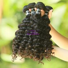 wholesale tight curly peruvian hair 100 percent unprocessed human vigin hair wefts
