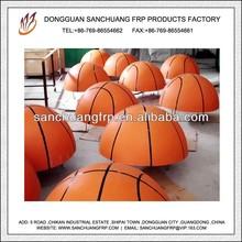 Hand Lay-up Fibergalss Sight Basketball