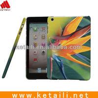 Customize Plastic smart case for ipad mini.made in china