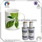 ink for glass/metal/ceramic - low temperature