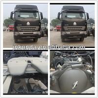 black howo a7 420hp tractor truck/howo a7 6*4/howo 10 wheelers tractor truck
