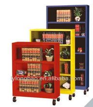 ikea libreriain metallo acciaio mobili armadio di stoccaggio steel libreria