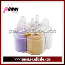 Plum flower box of 6 color eye shadow powder specular flash powder, shimmer powder makeup naked makeup eyeshadow