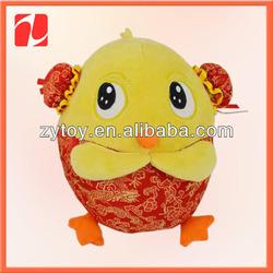 Adorable China shenzhen OEM stuffed chicken