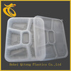 eco-friendly disposable plastic food packaging box