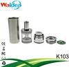 2013 high quality glass vaproizer and new design mechanical mod Kamry k103 vape mod