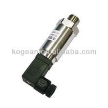 CE approved 4-20mA hydraulic pressure sensor