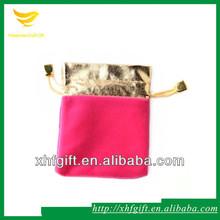 Drawstring Velvet Pen Bags Cheap