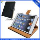 For Apple new ipad mini,Business leather cover for new ipad mini 2