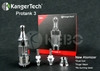 Kebo the newest Kanger clear Atomizer Protank 3 stock offer