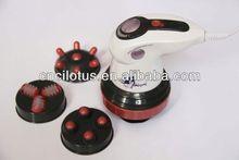 office massage film foot vibrating massager plastic octopus massager