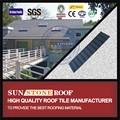 Bardeaux d'asphalte fabricant de toiture en aluminium