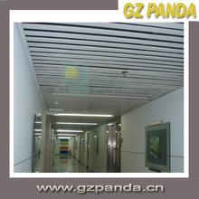 U Shaped Quadrate Pipe Aluminum Ceiling