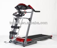 Hot selling 2.5hp dc motor soft cushion impulse treadmill