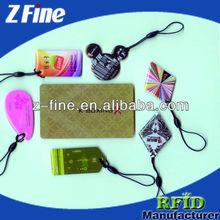 popular epoxy card /mini card /smart card