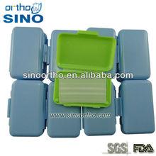wax medical equipment denture