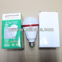 u shape light plastic housing plastic housing bulb