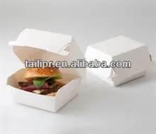 kfc burger packaging box mini burger box