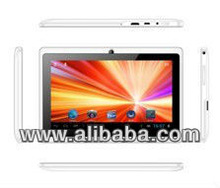 Allwinner A13 single core android tablet pc with 3G net 7.0 inch