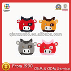 baby novelty cute girls personalized toddler funny animal winter hats for kids